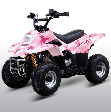 Kids electric atvs and how they compare to gas powered for Motorized atv for toddlers